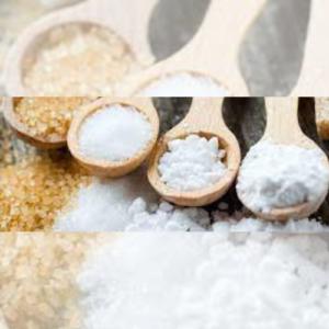 Sais e Açúcares